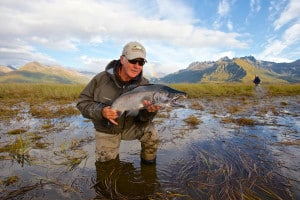 Alaskan Fishing Lodges