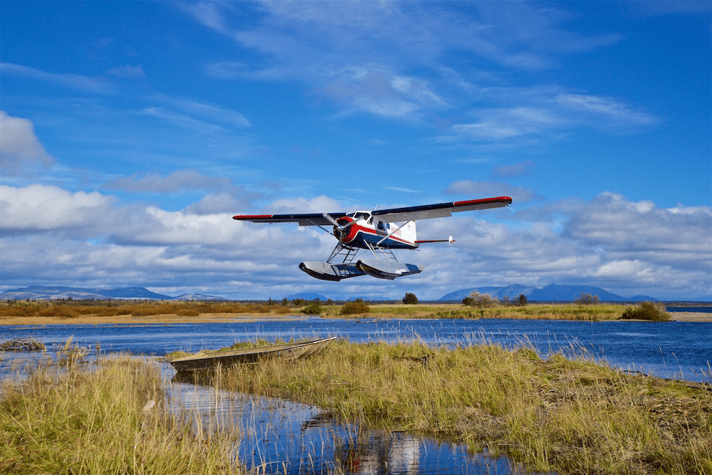 dehavilland beaver Alaksa backcountry